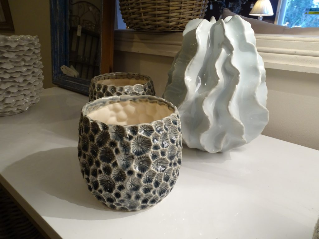 Lavender House Moulded Wax Candles