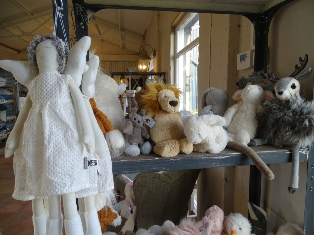 Soft Toys from Lavender House