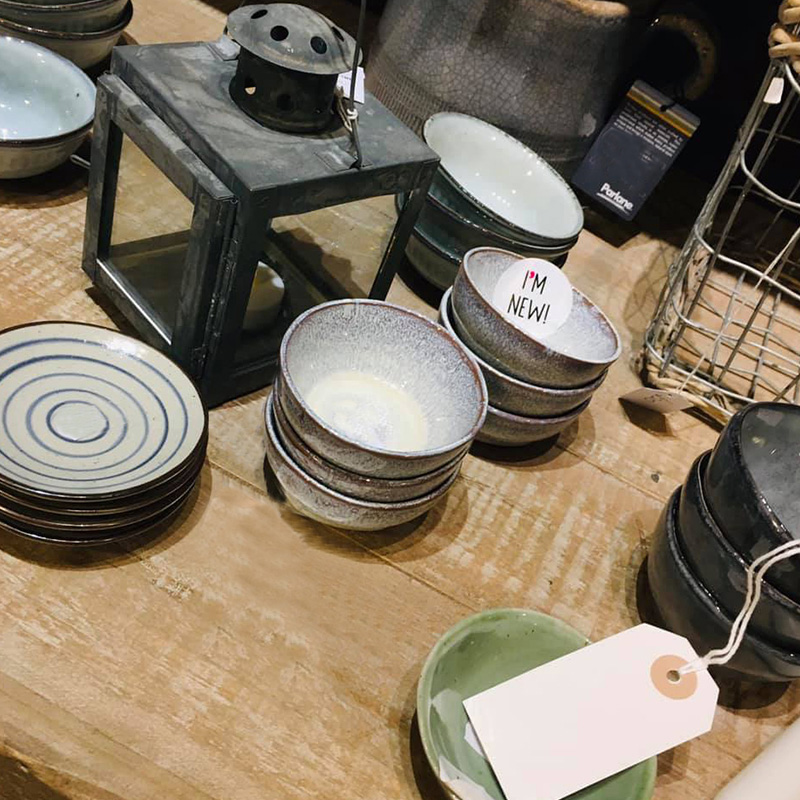 Lavender House Bowls