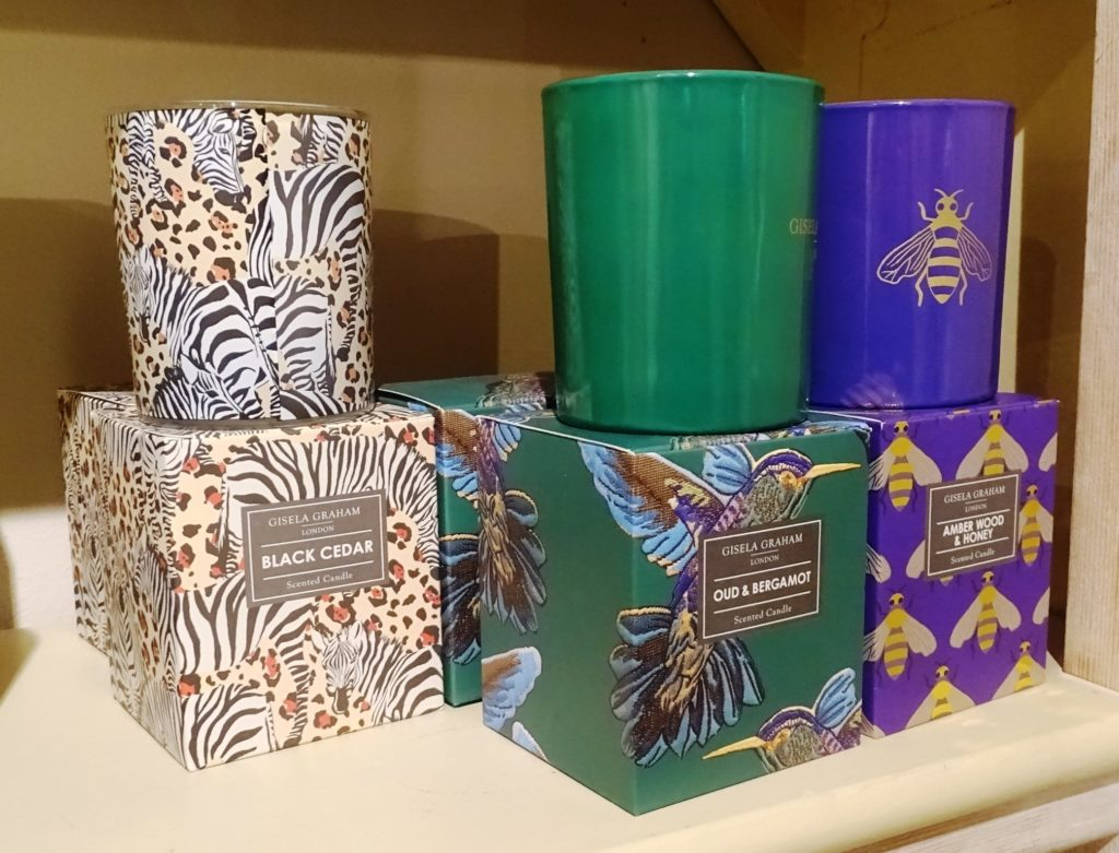 Lavender House Scented Candles Range