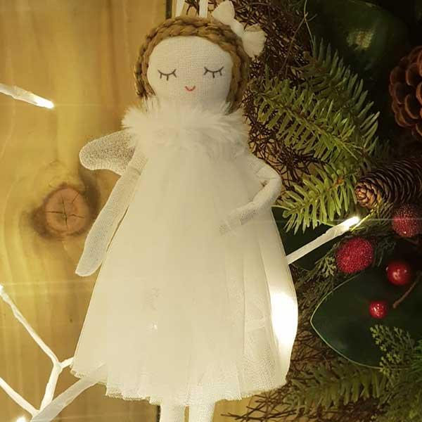 Christmas Angel Tree Decoration
