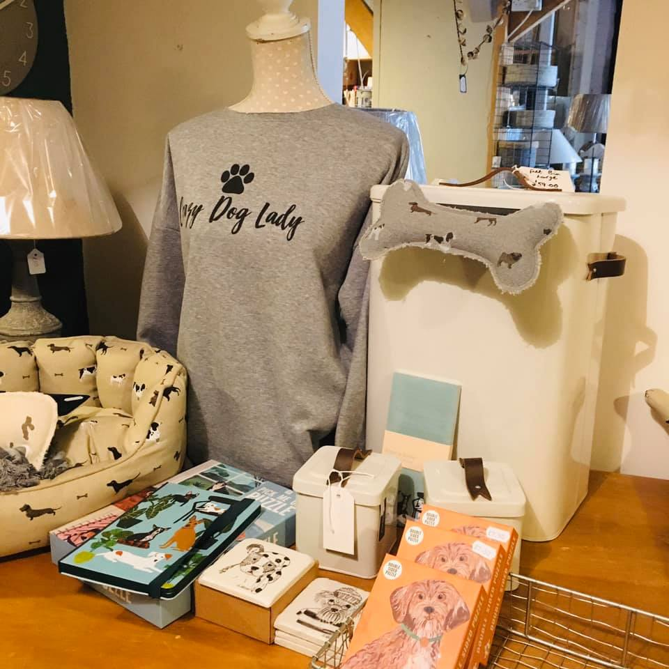 Collection of Dog Themed Gifts