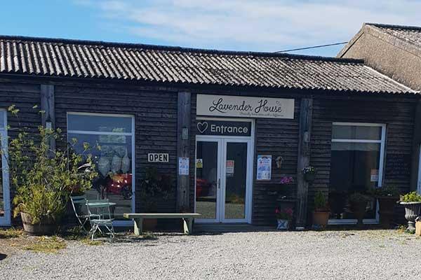 Lavender House Shop Front